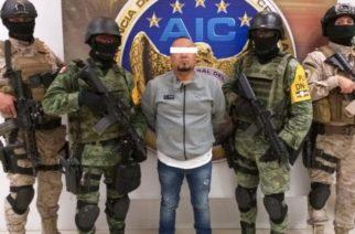 """Ingresa """"El Marro"""" a penal del Altiplano"""