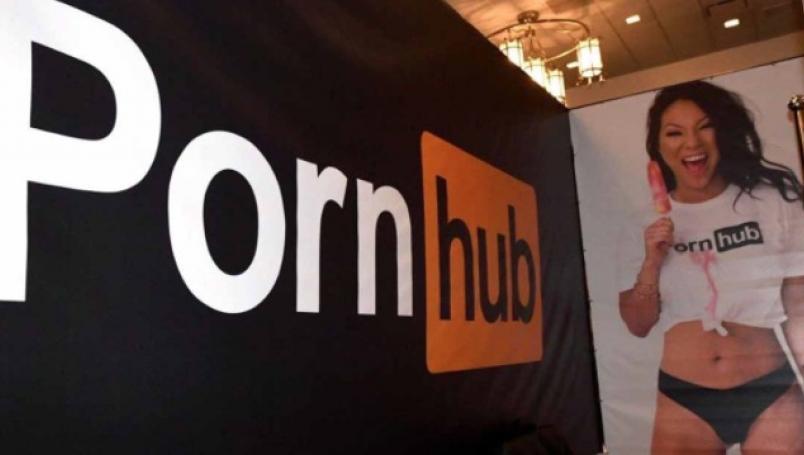 Sitio porno con  más visitas  que Netflix y TikTok