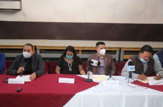 Cierran filas en Aguascalientes a favor de Mario Delgado para dirigir Morena