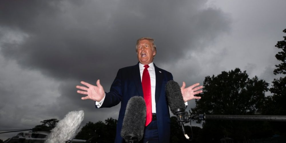 Donald Trump dice que prohibirá TikTok en EU