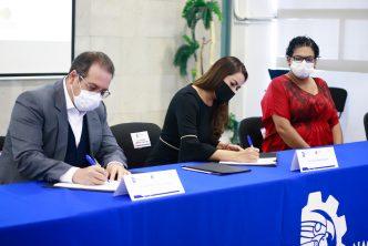 Firma municipio convenio de educación ambiental con el ITA