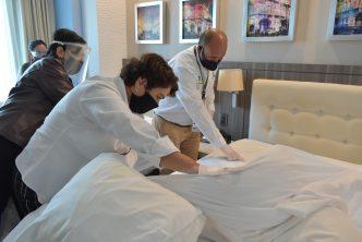 Municipio inspecciona la seguridad e higiene de hoteles y moteles