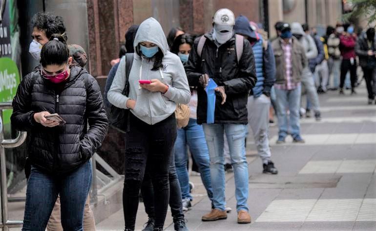 Tasa de desempleo llegará a diciembre al 11.7% en México por Covid: OIT