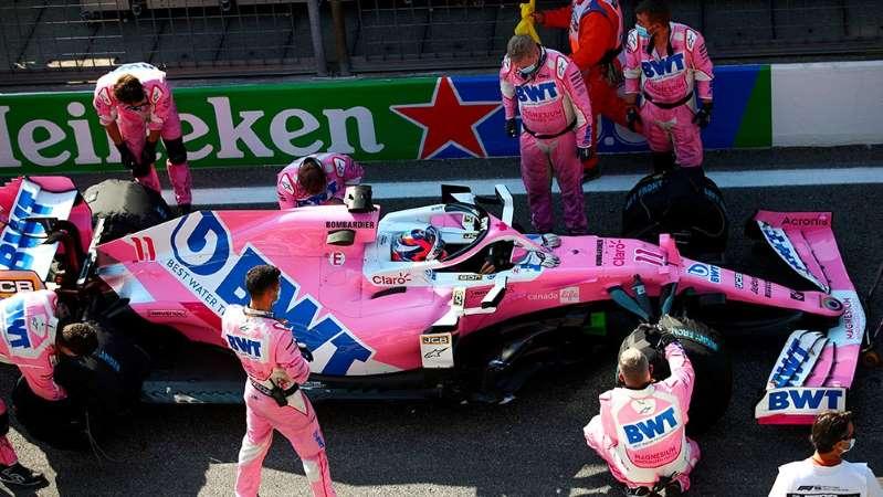 Checo Pérez anunció su salida de la escudería Racing Point