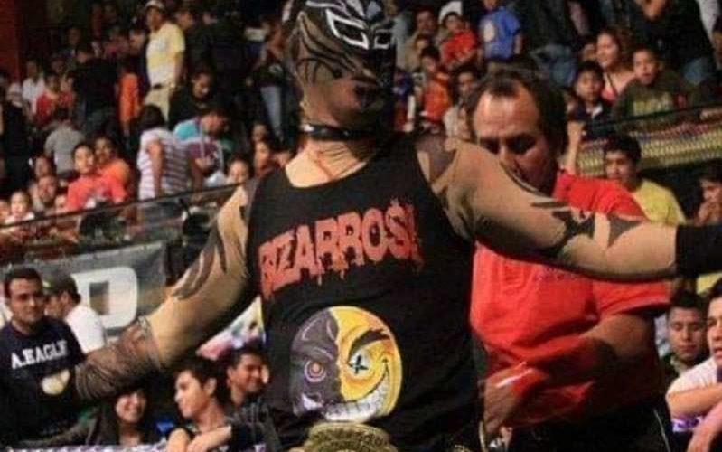Fallece el luchador 'Taboo', hermano de 'La Parka'