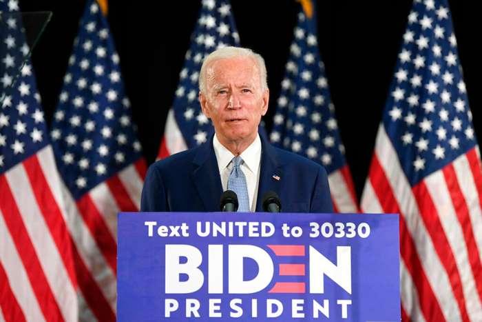 Biden va arriba de Trump con 8 puntos: WSJ