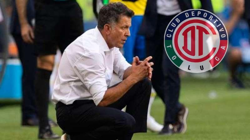 Juan Carlos Osorio candidato a sustituir a 'Chepo' de la Torre en Toluca