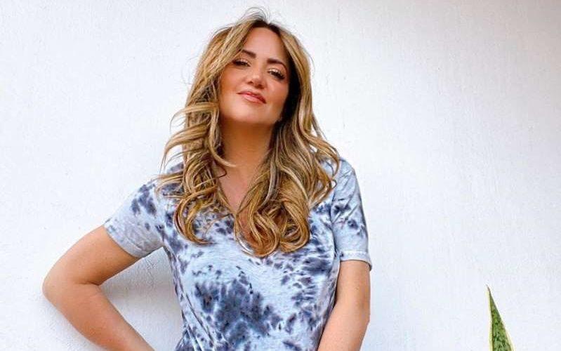Andrea Legarreta confiesa que estuvo a punto de separarse de Erik Rubín
