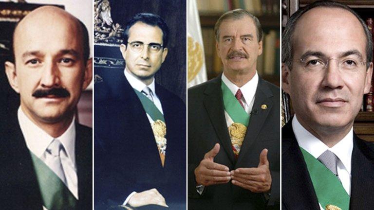 """Morena propuso """"ley de amnistía"""" para ex presidentes de México"""