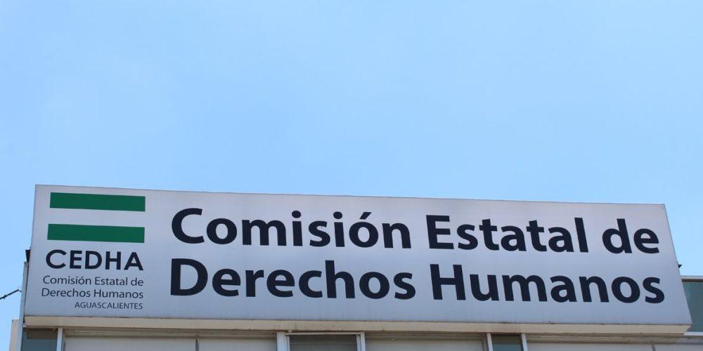 CEDH inicia queja por hechos en manifestación feminista en Aguascalientes