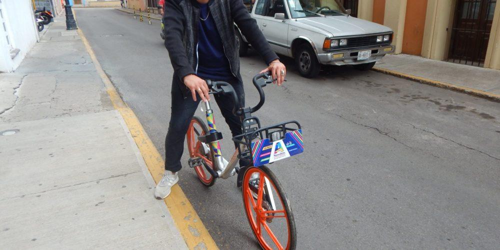 Obsequiarán 200 pases Mobike para que personas se trasladen a su trabajo