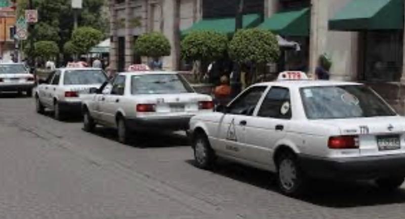 Son pocos los taxistas que no siguen medidas sanitarias: Romo