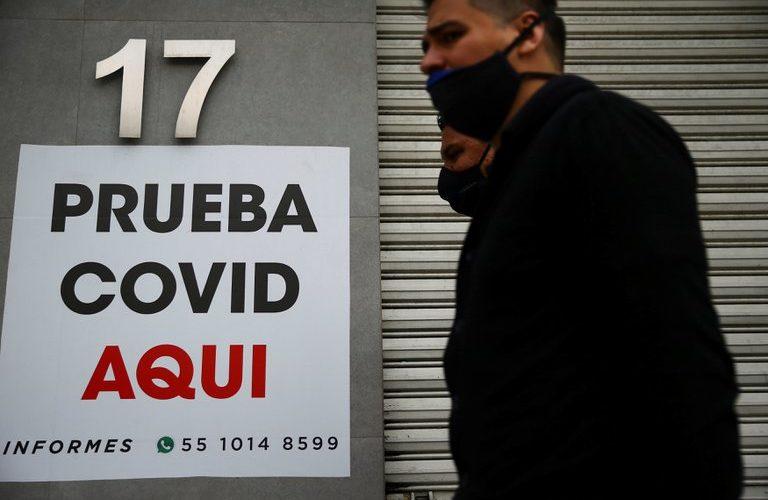 Más de 75,000 muertos y 715,457 contagios por coronavirus en México
