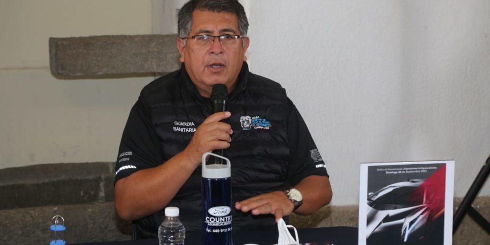 Crematorios de Aguascalientes no están rebasados, asegura Guardia Sanitaria