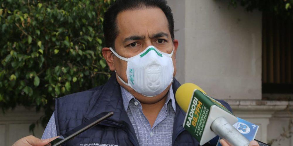 Dice Alaniz que habrá apertura para cuestionar supuesta vinculación de funcionarios con cárteles