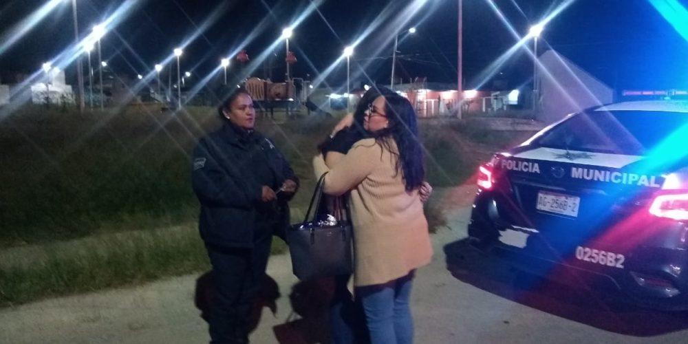 Localizan a menor reportada como desaparecida en Aguascalientes
