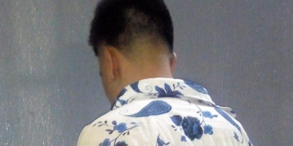 Joven fue detenido por golpear a su madre en Lindavista