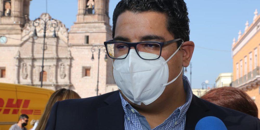 En riesgo 56 millones en seguridad pública para zona metropolitana de Aguascalientes: Galo