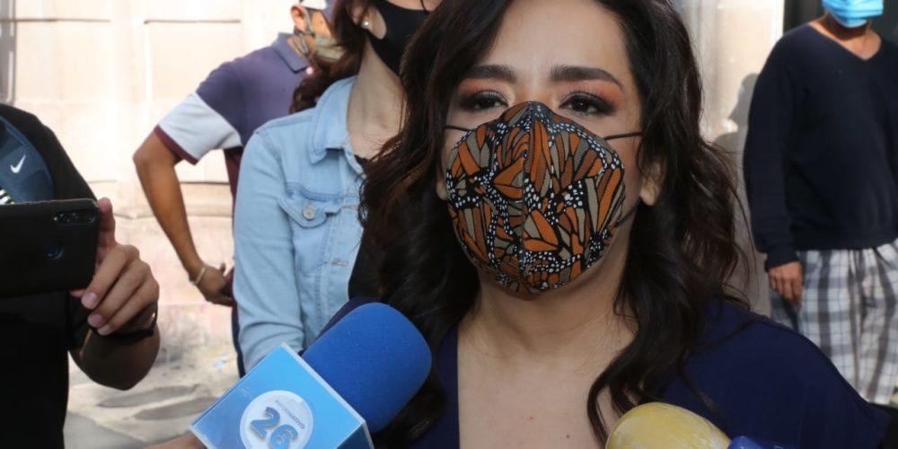 Advierte Landín oposición entre legisladores para aprobar gabinetes paritarios