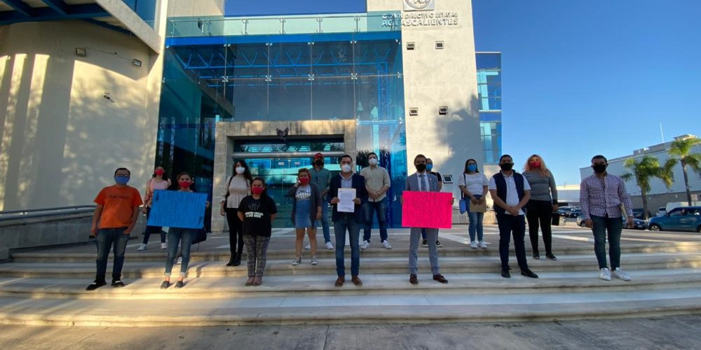 Exigen jóvenes panistas renovación de la dirigencia juvenil en Aguascalientes