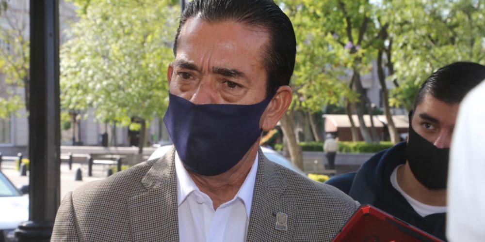 No descarta Salvador Pérez asumir coordinación mayoritaria en el Congreso de Aguascalientes