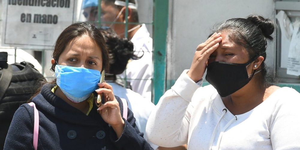 México rebasa las 70,000 muertes por Coronavirus