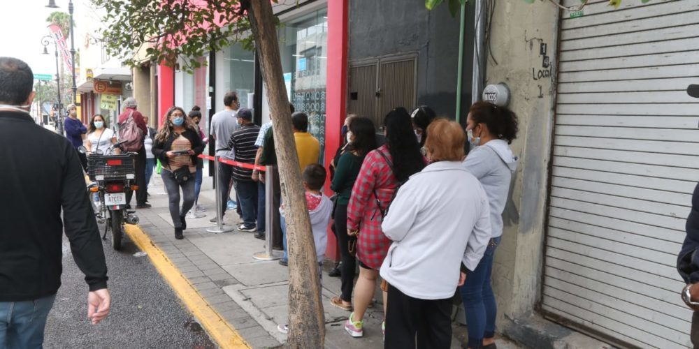 Cargos de Veolia en recibos traen a usuarios en vuelta y vuelta: Morena