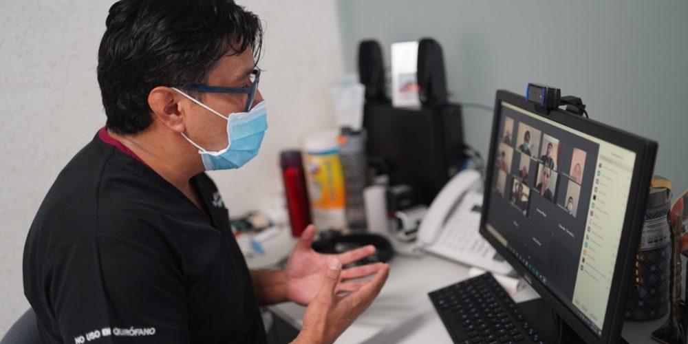 Hospital Hidalgo da seguimiento virtual a pacientes Covid-19