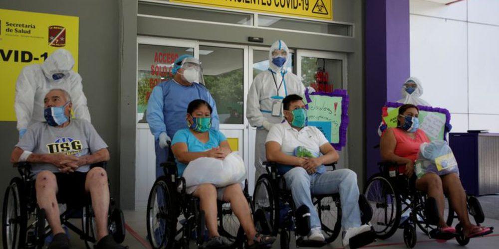 77,163 muertos y 738,163 contagios por coronavirus en México