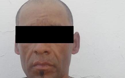 Capturan al presunto asesino de joven calcinado en Rincón de Romos