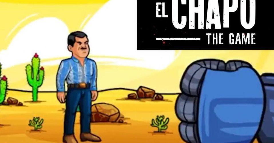 """Lanzan videojuego sobre """"El Chapo"""" Guzmán"""
