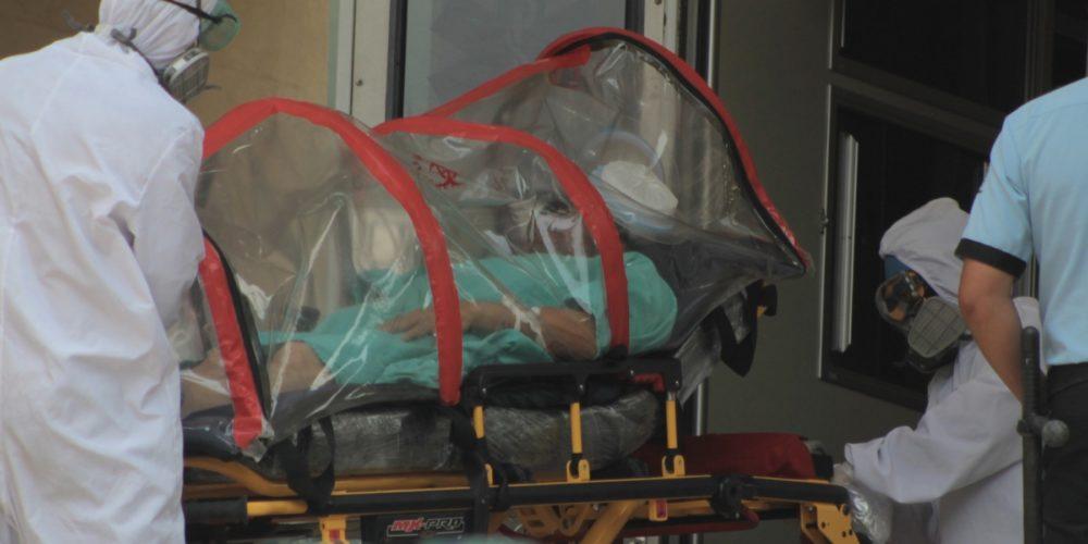 Reportan en Aguascalientes 8 muertes y 40 nuevos contagios de Covid-19
