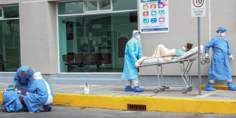 Se acerca Aguascalientes a los 9 mil 500 contagios de Covid-19