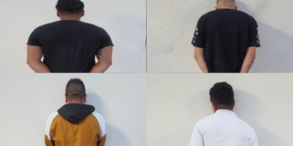 Por secuestro detienen a 4 en Aguascalientes