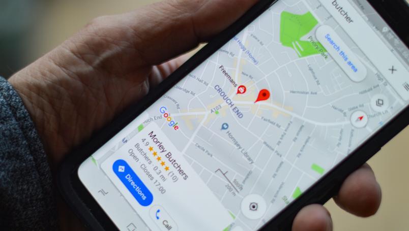 Google informará sobre lugares con riesgo de contagios por Covid-19
