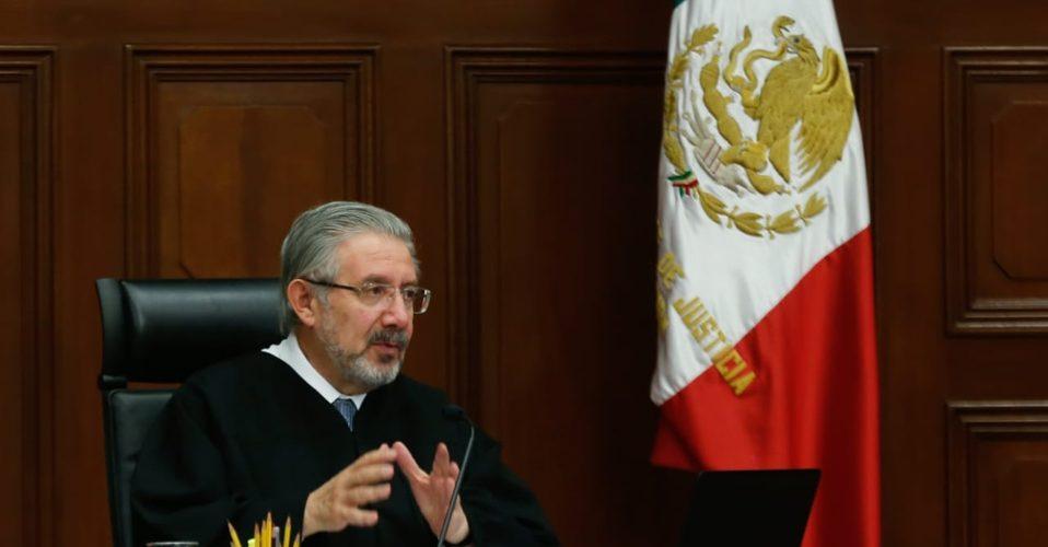 Ministro propone declarar inconstitucional consulta de juicio a ex presidentes