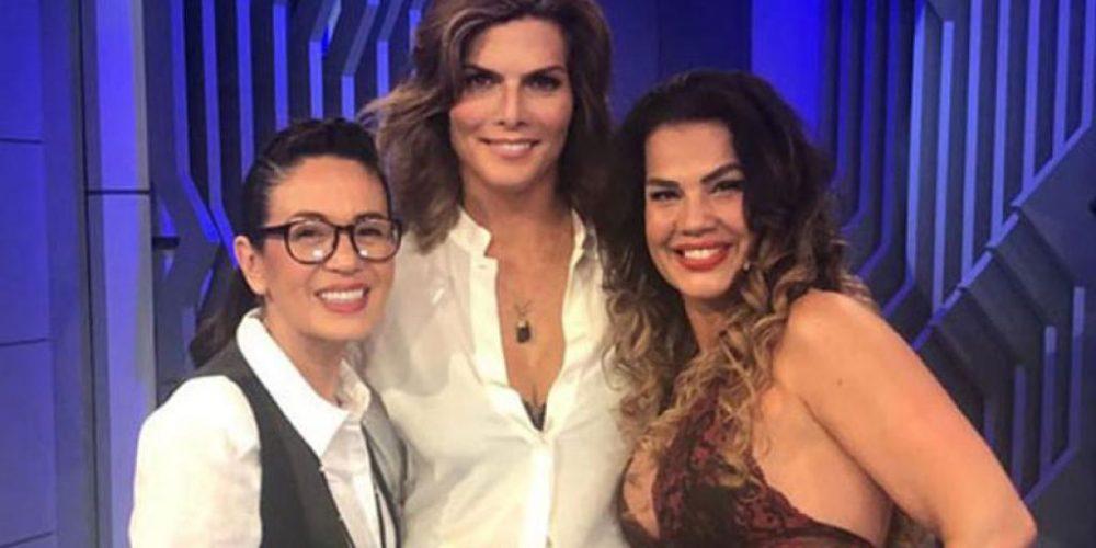 Niurka escupió a Montserrat Oliver y a Yolanda Andrade