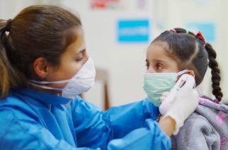 Casi 300 niños se han contagiado de Covid-19en Aguascalientes