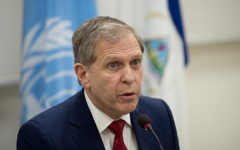 Llega nuevo representante de la ONU-DH en México