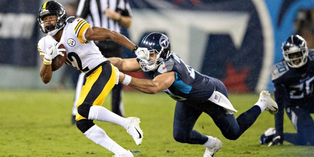 Covid suspende juego entre Steelers y Titans