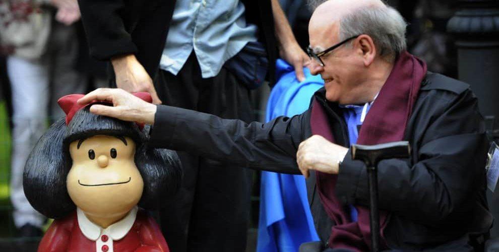 Muere el creador de Mafalda a los 88 años de edad