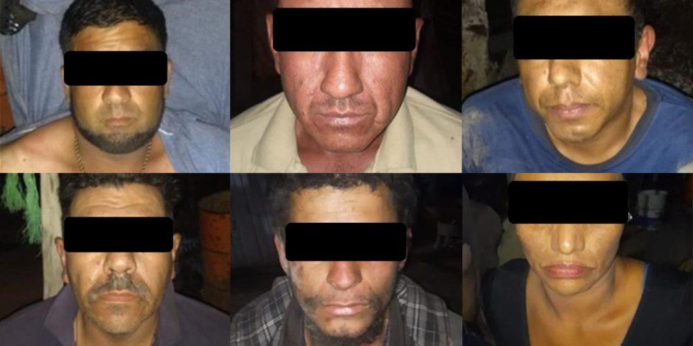 Desmantelan banda dedicada al robo de vehículos en Aguascalientes