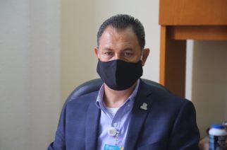 Asegura González que se han establecido protocolos sanitarios para oficinas de gobierno