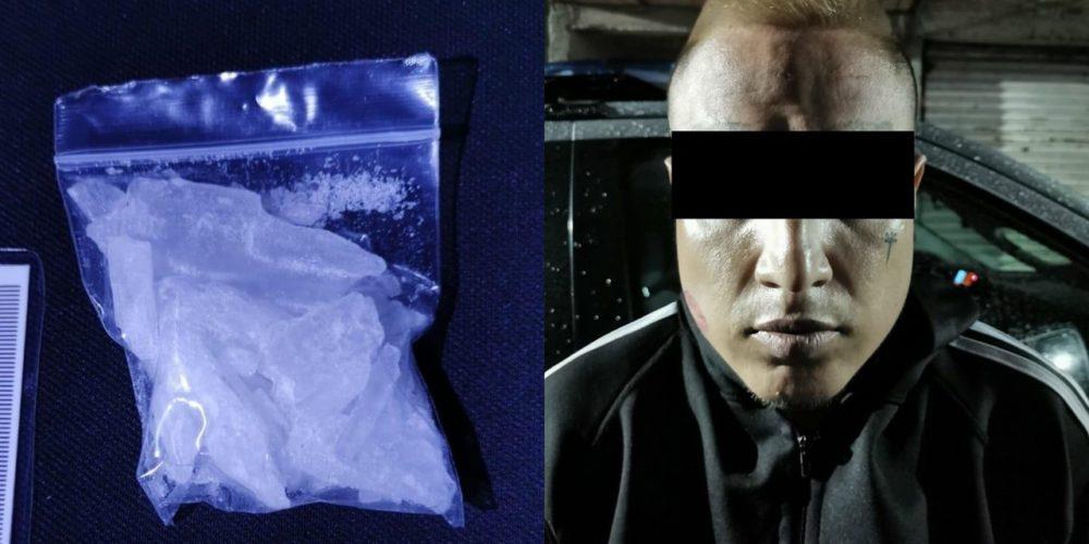 Detienen a Juan Diego por venta de drogas y robo en VNSA