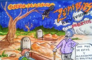 Zombies naranjas