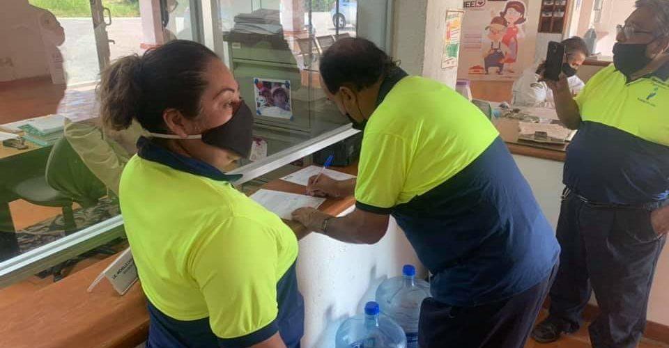 Avanza plebiscito para revocar concesión del agua a Veolia