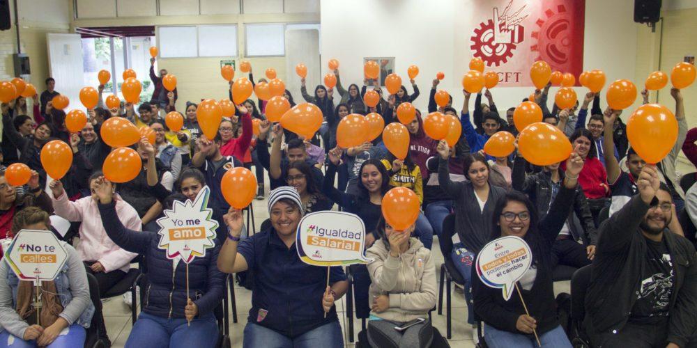 Apoyo total del municipio de Aguascalientes hacia las mujeres