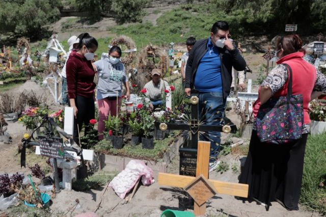 Ya son más de 79 mil muertes por Covid-19 en México