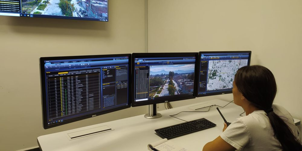 Instalan más de 100 cámaras de vigilancia en Rincón de Romos