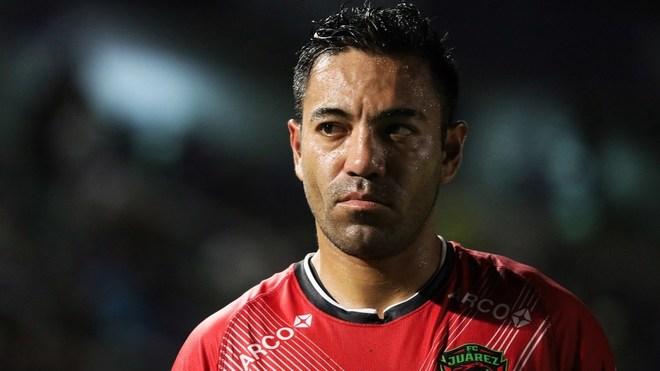 Marco Fabián anuncia que es positivo por Covid-19